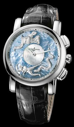 Ulysse Nardin's Erotica Hour Striker, a watch for only the most ultimate players