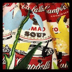 Paint by Numbers & Campbell's Tomato Soup by BeyondSweetPhotos, via Flickr