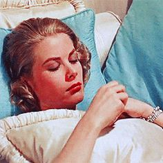 """beauvelvet: """" Grace Kelly in the film High Society, wearing the Cartier…"""