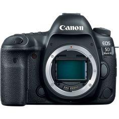 Canon EOS 5D Mark IV DSLR Body Only