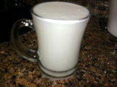 Beyaz Sıcak Çikolata - White Hot Chocolate