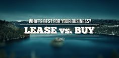 Should you lease or Buy the Office IT equipment? : Intelligent Computing