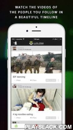 Wouzee – The Live Hub  Android App - playslack.com , Wouzee is the best and easiest way to broadcast live videos. Share your livestream in Facebook and Twitter.Welcome to The Live Hub. With wouzee you can live stream easily to all your friends. In two steps go live and share your experiences via Twitter, Facebook, WhatsApp, Email and more.Tired of always using your social networks the traditional way? Broadcast live your football, baseball or basketball games, concerts, parties, sunday BBQs…