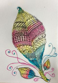 Sketch A Day, Doodle Sketch, Zentangle, Doodles, Sketches, Creative, Artist, Painting, Mandalas