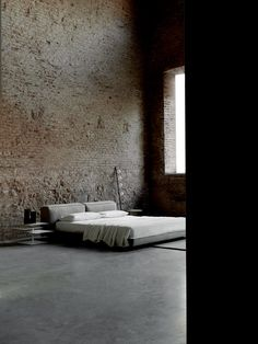 Visions of an Industrial Age // NeoWall bed design Piero Lissoni and B3 design Victor Vasilev