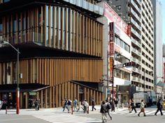 Galer a de oficinas centrales banco dnb mvrdv 2 las for Bauhaus oficinas centrales
