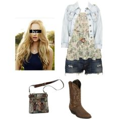 Cute Outfit Ideas | Country Summer Outfit | Cute Outfit Ideas