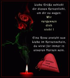 DER ONLINE FRIEDHOF Missing My Husband, Love Dad, Photo Quotes, Picture Quotes, Love Quotes, Daddy I Miss You, Missing You Quotes For Him, Happy Birthday Girls, German Quotes
