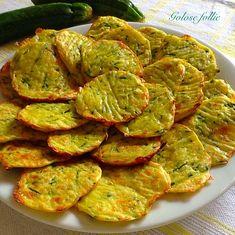 Frittelle di zucchine (Daniele Persegani)