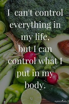 What EXACTLY you should put in your body? We've made it easy. Check this out: http://nutriciously.com/food-principles/