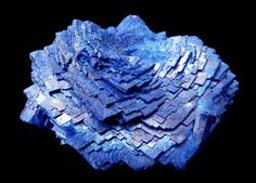 Azurite: Azurite has a transformative quality that stimulates an increase in communication skills, intuition, creativity and inspiration <3