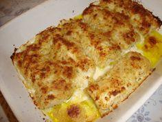 Um prato de peixe muito prático para fazer na correria que é o dia-a-dia…   Ingredientes:  * 6 Lombinhos de pescada * Sal e pimenta q.b. * S...