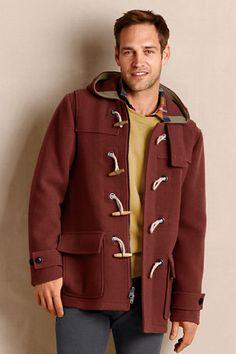 Gloverall X UO Wool Duffle Coat | Mens Wool Coats | Pinterest