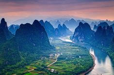 Breathtaking Photos of Chinas River of Poems and Paintings by Helminadia Ranford
