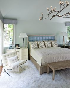 What is the most difficult thing for people considering a design change?   Q&A with Mary Anne Smiley q a series modern interior design featu...