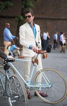 Summer men's suit