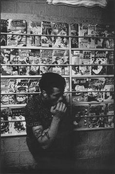 Brooklyn Teen Gang, The Jokers c. 1959 (via Retronaut)
