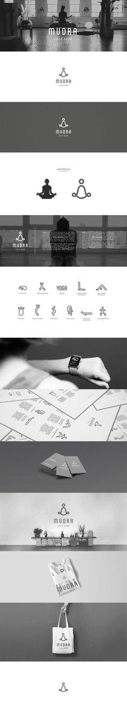 10. Outra tendência no branding é os logos de traço único. A partir do símbolo abstrato foram criados outros para expressar cada ramo de atuação da empresa. Um exemplo de quando menos é mais! #IdentidadeVisual #Logo #Propaganda #Branding #Creative #TudoMarketing #TudoMkt