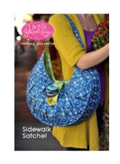 Or maybe this bag for my Aviary 2.  Would have to figure out how to make it patchwork.