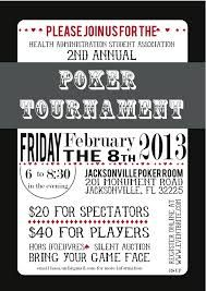 how to have a poker tournament fundraiser - Google Search