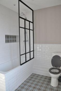 13 meilleures images du tableau Carreaux de ciment salle de bain ...