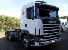 scania r124 400 - 2005 - 6x2 - r$ 110.000,00