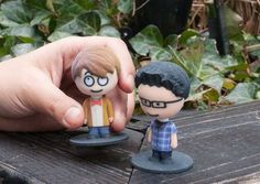 Show Yourself Some Love With A Selfie 3D printed Bobblehead #3dPrintedSelfie