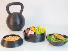 The Kettlebox is an all in one meal storage solution for those that live life in motion. It's up on Kickstarter right NOW. Click to go pledge your support and make planning and carrying your meals fun AND intentional.