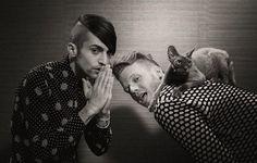 Mitch and Scott