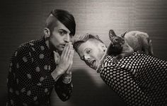 Mitch and Scott