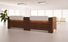 Simply Reception Desk