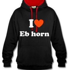 Eb horn hoodie Brass Band, Fashion Accessories, Hoodies, My Love, Instagram Posts, Sweaters, Nature, Sweatshirts, Pullover