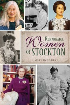 The History Press, Bookstore, Remarkable Women of Stockton