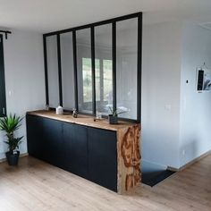 Discover recipes, home ideas, style inspiration and other ideas to try. Room Partition Designs, Partition Ideas, Wall Partition, Loft Plan, Barn Renovation, Best Tiny House, Weekend House, Great Rooms, Home And Living
