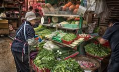 Hong Kong Market | by David Guyler
