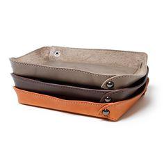 Hobo Shade Leather Tray