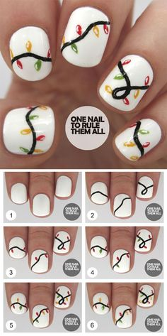 Who doesn't love properly manicured and well-groomed christmas nails. Ensuring you get as creative with your christmas nails as you are with your clothes is the industry of christmas nail art designs. Holiday Nail Art, Christmas Nail Art Designs, Xmas Nail Art, Christmas Design, Diy Xmas Nails, Snowman Nail Art, Snowman Cake, Diy Nails At Home, Nail Tutorials