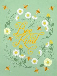 ≗ The Bee's Reverie ≗ Bee Kind | Artist Unknown (any ideas? - I'd love to know!)