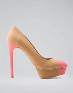 Bershka Shoes Summer 2012