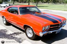1970 454 Chevelle SS
