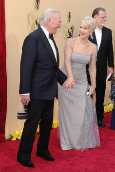 Pin for Later: 26 Stars Qui N'ont Pas Su Résister au Charme d'Helen Mirren Christopher Plummer