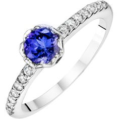 Safi Kilima - Tanzanite & Diamond Ring at Good Offers Online