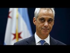 RAHM EMANUEL MURDERER, RACIST AND ILLEGAL MUSLIM TERRORIST SANCTUARY IS GOING 'ALL IN' - YouTube
