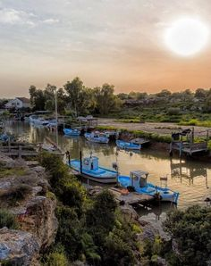 Fishing harbour - Liopetri, Famagusta District, Cyprus | Flickr - Photo by Constantinos Panayides