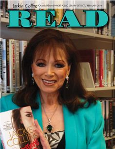 Best-selling author, Jackie Collins visited us in February 2014 to promote her 30th novel, Confessions of a Wild Child. It follows one of fiction's most famous heroines, Lucky Santangelo, and serves as a prequel to the popular series.