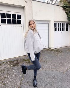 Casual Outfits, Normcore, Boots, Fitness, Cute, Inspiration, Instagram, Style, College