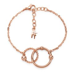 Style Bonding Rose Gold Plated Bracelet Gold Plated Bracelets, Rose Gold Plates, Bond, Plating, Pendant Necklace, Jewelry, Style, Jewellery Making, Jewerly
