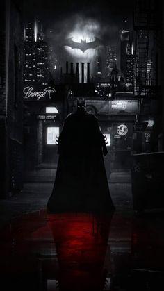 Batman Alley IPhone Wallpaper - IPhone Wallpapers