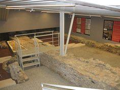 Area archeologica di via Bellezia 16. © Soprintendenza per i Beni Archeologici del Piemonte e del Museo Antichità Egizie
