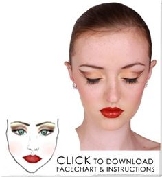 Classical Ballet Stage Makeup